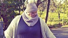 Kuscheliges Outfit für den Jahreszeitenwechsel