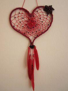 heart dreamcatcher by ~Ursulaa on deviantART