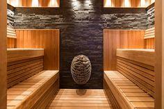HUUM design sauna heaters bring together ancient Estonian sauna wisdom with Nordic design and modern technology for an unforgettable sauna experience. Sauna Steam Room, Sauna Room, Pool Spa, Mini Sauna, Electric Sauna Heater, Modern Saunas, Building A Sauna, Sauna Shower, Sauna House