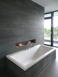 Modern Farmhouse, Rustic Modern, Classic, light and airy master bathroom design suggestions. Bathroom makeover some ideas and master bathroom remodel tips. Bathroom Spa, Grey Bathrooms, Bathroom Layout, Modern Bathroom Design, Bathroom Interior Design, Interior Ideas, Bathroom Ideas, Bathroom Organization, Remodel Bathroom