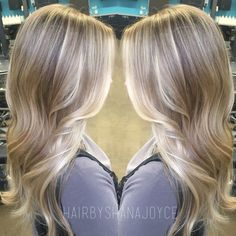 50 Amazing Blonde Balayage Haircolor