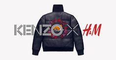 Maak een persoonlijk statement met dit opvallende en kleurrijke stuk uit de KENZO x H