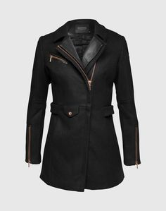 """Coat """"Fanie"""" from ELEVEN PARIS. Click on the picture to shop the product <3"""