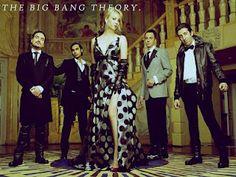 The Big Bang Theory...Magnificent!
