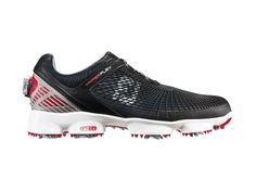 Gonna Get these next summer...Black/ Red...FootJoy with Boa system :)