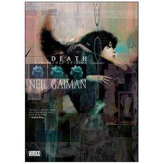 Sandman Death Deluxe Edition Hardcover Graphic Novel - http://lopso.com/interests/dc-comics/sandman-death-deluxe-edition-hardcover-graphic-novel/