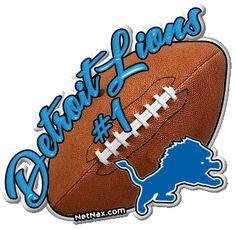 Detroit Lions | Detroit Lions Graphics | NetNax