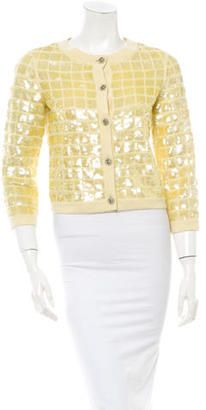 Chanel Cashmere Cardigan - Shop for women's Cardigan