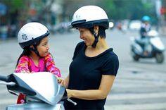 Dùng chung mũ bảo hiểm dễ bị lây nấm da đầu - Sức khoẻ vợ chồng | Chia sẻ kiến thức bệnh nam khoa, phụ khoa