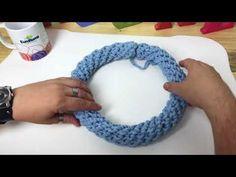 Textile Jewelry, Fabric Jewelry, Crochet Designs, Crochet Patterns, Crochet Bag Tutorials, Light Scarves, Holiday Crochet, Knitting Videos, Neck Piece