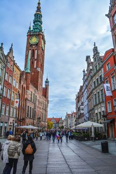 Why You Should Spend A Weekend In Picturesque Gdánsk, Poland (10)