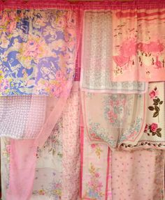 MORGAN le Fay  Handmade Gypsy Curtains by BabylonSisters on Etsy