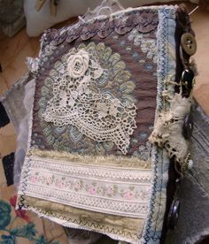 back of journal by moananui2000, via Flickr