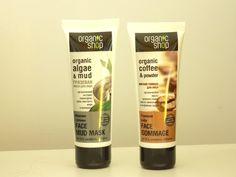 Organic shop piling za lice – Jutarnja kafa