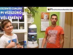 Eszenyi Gábor és Családja PI vízszűrő tapasztalat 5 fős háztartásban! Maunawai Quelle PiPrime – K8 - YouTube Water Bottle, Drinks, Youtube, Blog, Drinking, Water Bottles, Drink, Youtubers, Beverage