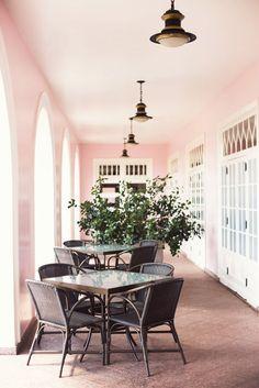 Hotel das Cataratas, at Iguassu Falls | Ann Street Studio