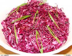 Salát z červeného zelí Cabbage, Vegetables, Cooking, Food, Inspiration, Kitchen, Biblical Inspiration, Essen, Cabbages