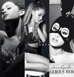 -all the queens (aka.ari)album covers!*yours truly released:2013|*my everything released:august 2014*|dangerous woman released:May 20 2016|