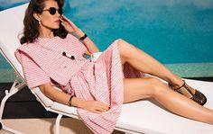 Les premières photos de Charlotte Casiraghi, princesse au clair de lune pour Chanel - Madame Figaro