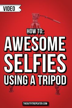 You're taking selfies wrong. Click thru to find out the right way to take them!