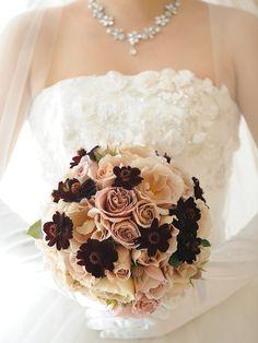マリエール今治|結婚式場写真「生花はもちろん、ブリザーブドフラワーまで