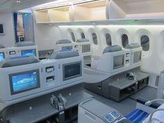 A First Class Flight On the 787-900 Aircraft - http://www.topbusinessclass.com/a-first-class-flight-on-the-787-900-aircraft/ #787-900 #Boeing787 #Boeing787-900 #FirstClassLife