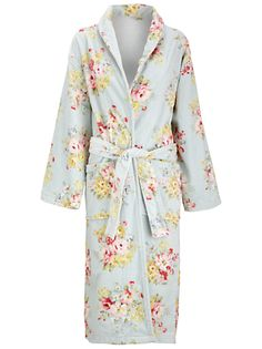 Buy Cath Kidston Spring Bouquet Bathrobe, Multi online at JohnLewis.com - John Lewis