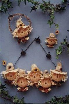 Scarecrow Heads