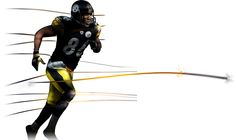 One of the greatest of all time. FOREVER A STEELER