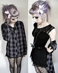 alternative style girl - Google Search