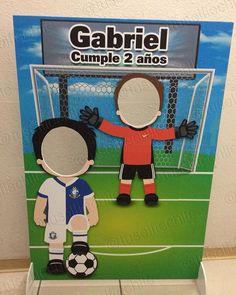 Football Birthday Cake, School Bulletin Boards, Birthday Board, Photo Booth, Gabriel, Fundraising, Father, Party, Kids