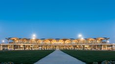Queen Alia International Airport | Foster + Partners