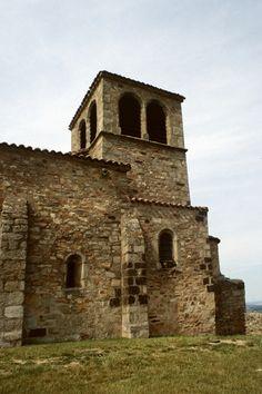 Chapelle Saint-Vincent de Saint-Laurent-d'Agny . Rhône-Alpes