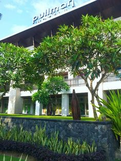 The #Pullman Hotel Legian. .#Green. .Nice side Sea view..Kuta-Bali Indonesia