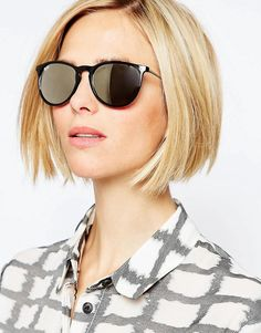 Ray-Ban | Ray-Ban Round Erika Sunglasses at ASOS