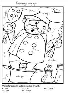 coloriage 52 dessin magique cp école pinterest coloriage