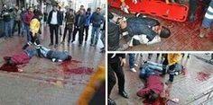 Hakkari'de 3 askerimizi haince düzenlenen pusuda şehid oldular vatan sagolsun :((