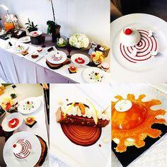 REPOST!!!  Formation chez un traiteur pour renouveler et moderniser la gamme de dessert à l'assiette ! Binome consulting! #patisserie #dessert #dessertporn #chef#frenchfood #chocolate #cheesecake #coco#tourbillon#traiteur #meffretraiteur #binomeconsulting #framboise#mangue #meringue #buffet #gourmandise #finger#duplo #formation #consultant #pastry #pastrychef  Photo Credit: Instagram ID @guillaume.tou