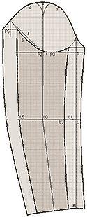 Примеры разработки моделей плащей, пальто-деми на основах рассчитанных в программе Закройщик Fashion Sewing, Sewing Patterns, Cape Clothing, Templates, Molde, Modeling, Women's, Wraps, Jacket