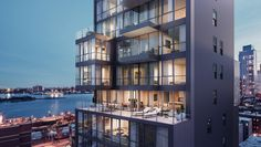 New look at Karl Fischer's glassy Upper East Side condo - Curbed NYclockmenumore-arrow : The East 96th Street building will now be known as Vitre