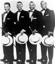 """The Four Step Brothers were an African-American dance group. The group started out as a trio in 1925, with the original members, Maceo Anderson, Al Williams and Red Walker. Although original name was the Step Brothers, because that was also the name of another tap dancing quartet, they changed their name to """"The Three Step Brothers."""" In 1927,  accepting a new member, Sherman Robertson, they became The Four Step Brothers. Dubbed """"The Eight Feet of Rhythm,"""" the group traveled with Duke…"""