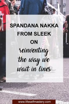 Spandana from Sleek on reinventing lines