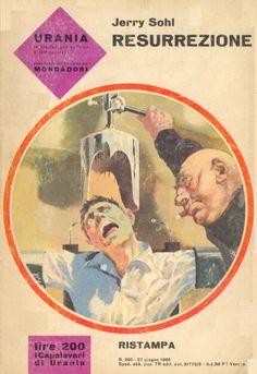 390  RESURREZIONE 27/6/1965  THE ALTERED EGO  Copertina di  Karel Thole   JERRY SOHL