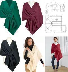 Fashion Sewing, Diy Fashion, Ideias Fashion, Fashion Outfits, Iranian Women Fashion, Muslim Fashion, Dress Sewing Patterns, Clothing Patterns, Sewing Clothes