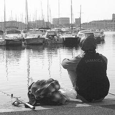 Puerto de Marsella (Francia) by mmarchant_ec