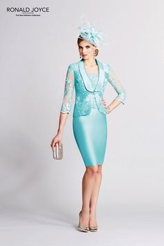 photo of ladies formal daywear design 17 by Veni Infantino