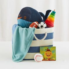 - Blue Biggest Baby Gift Set  A Savings of $20