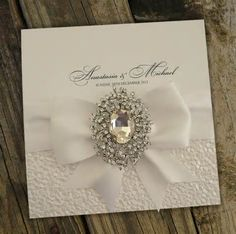 bling wedding invitations - Yahoo Image Search Results