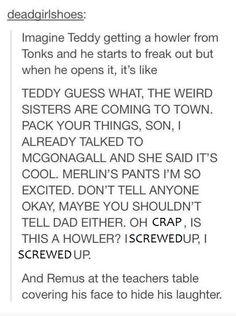 -laughs- -cries-