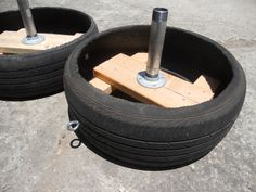 DIY Strength: Tire Sled - Tap the pin if you love super heroes too! Cause guess what? you will LOVE these super hero fitness shirts! Crossfit Equipment, Crossfit Gym, Home Gym Equipment, No Equipment Workout, Training Equipment, Tire Workout, Workout Tanks, Workout Gear, House Workout